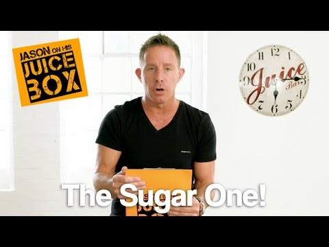 Jason On His Juice Box #5 - The Sugar One