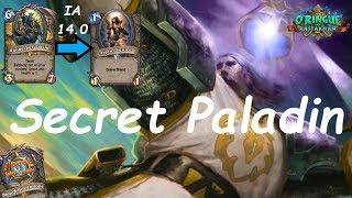 Hearthstone: Secret Paladin #3: Rastakhan's Rumble - Standard Constructed Post-Nerf