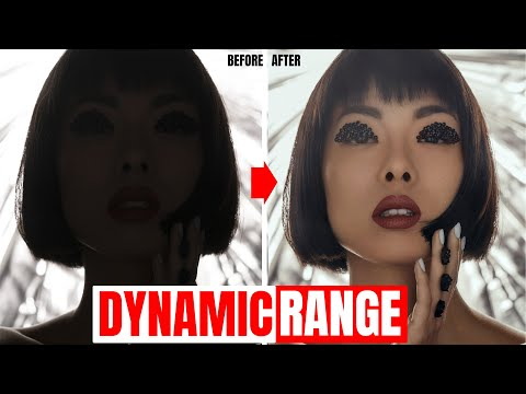 Improve Your Portraits Using Dynamic Range! Pro Tip For Beginners