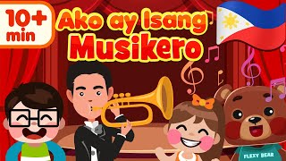 I Am The Music Man in Filipino Rhymes | Awiting Pambata Compilation