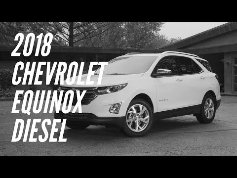 Look This! 2018 Chevrolet Equinox Diesel, its a capable one isn it?