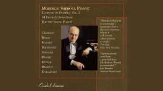 Sonatina in G Major, Op. 36, No. 5: Rondo-Allegro di molto