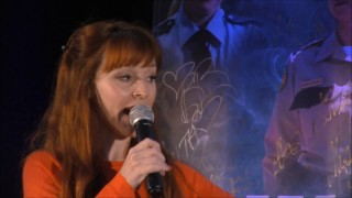PittsburghCon Ruth Connell Sunday Panel 2016 Supernatural