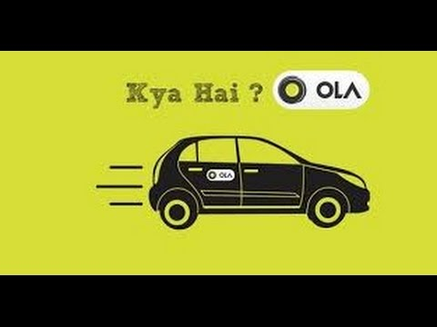 How to book/cancelled ola ride on Android app hindi/Urdu  tutorial full review must watch