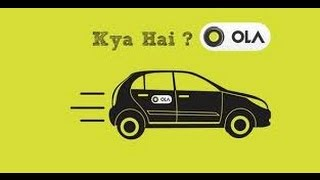 how to book cancelled ola ride on android app hindi urdu tutorial full review must watch
