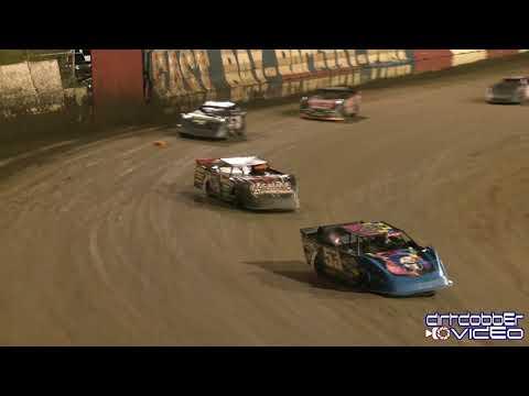 Outlaw 4 Feature, East Bay Raceway Park, 11/16/19