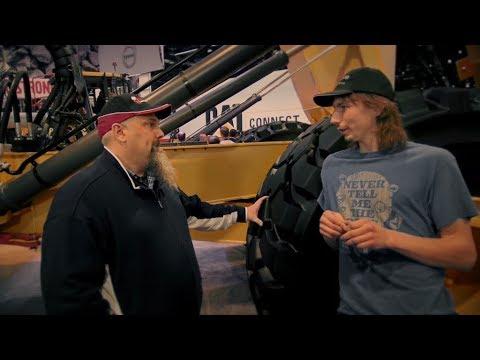 Zakład między Toddem a Parkerem | Gorączka złota | Discovery Channel