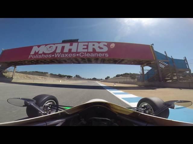 Alex Kirby Racing Highlight Reel