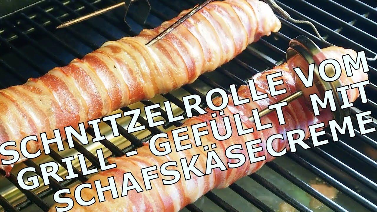 Spareribs Gasgrill Zeitler : Top: schnitzel rolle mit schafskäse oliven creme füllung im
