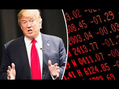 Trumps effect on the stock market:  Focus on Aerospace and Defense a fast overview
