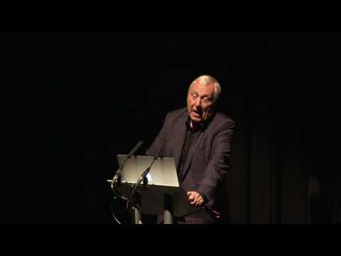 Peter Greenaway CBE  Where Next for Storytelling: Sheffield DocFest 2017