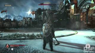 Lords of the Fallen (PS4) playthrough pt8 - Hilarious/Pathetic Game Bug Marathon (Do Not Skip!)