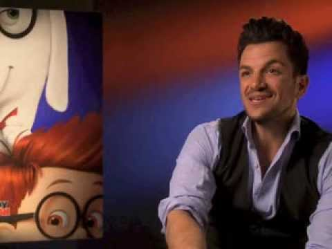 Peter Andre 'Kid' interview