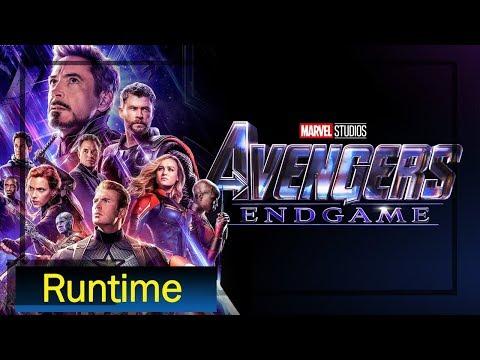 Avengers Endgame Runtime Revealed AG Media News