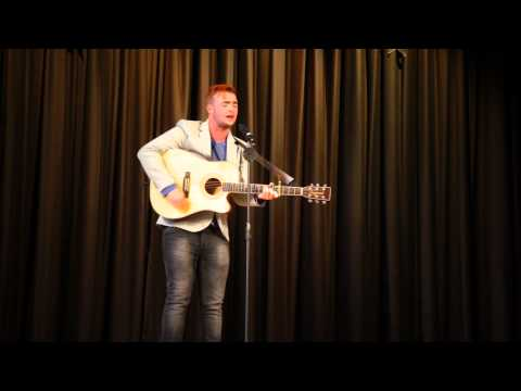 James Sheridan - High Hopes (kodaline Cover)