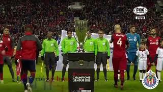Toronto 1-2 Chivas Final Ida Concacaf champions liga 2018 17/Abr/2018
