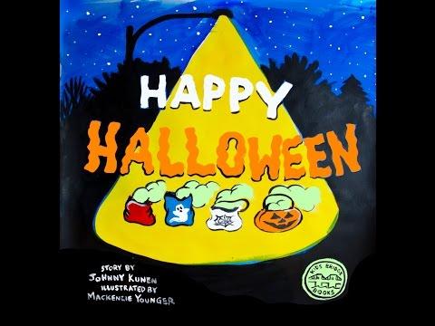 Happy Halloween - Children's Audio Book/ Video