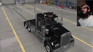 Tra Usono – American Truck Simulator #2 – Esperanto