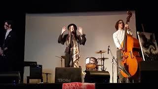 Supersonica live at ex cinema Aurora, Livorno - Inframondo (live version) #sbrocktv