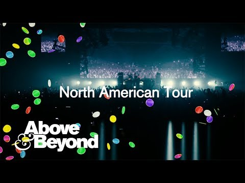 Above & Beyond: Common Ground North American Tour 2018 Announcement