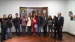 """Se inauguró exposición """"Discursos Dicotómicos"""" del colectivo """"Perros Rojos"""""""