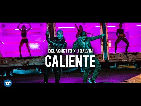De La Guetto - Caliente (feat. J Balvin) [Video Oficial]