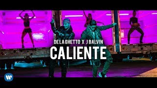 de la ghetto   caliente  feat  j balvin  video oficial