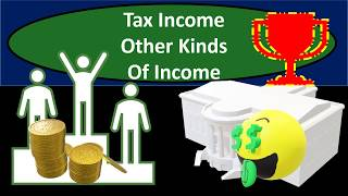 Tax Income Other Kinds Of Income - Federal Income Tax