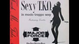 Sexy T.K.O / Touch me,Take me (Rocky