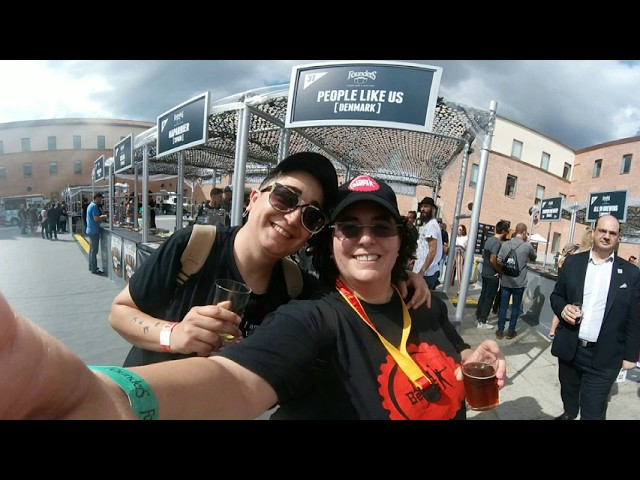 Founders Brew and Rock Madrid 2018 - 360º