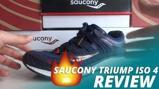 Saucony Triumph ISO 4: 100% EVERUN