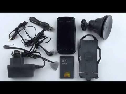 Nokia 5800 xpressmusic - видео обзор нокиа 5800 от Video-shoper.ru