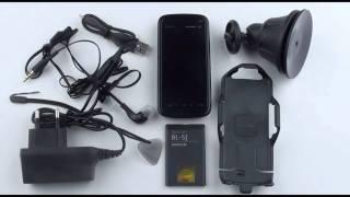 Nokia 5800 xpressmusic - видео обзор нокиа 5800 от Video-shoper.ru(Закажите Nokia 5800 xpressmusic по телефону +74956486808 или зайти на наш сайт http://video-shoper.ru/Музыкальный телефон Nokia 5800 ..., 2011-02-19T06:03:39.000Z)