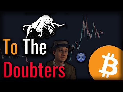 If You Don't Believe We're In A Bitcoin Bull Market - Watch This Video! WE ARE