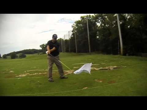 Lag Rag Golf Training: Swing in Slow Motion