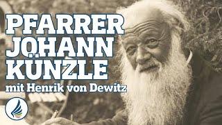 Pfarrer Künzle mit Henrik - Ausbildung Wildkräuterschule