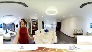 Trải nghiệm 360 căn hộ mẫu Hoang Huy GrandTower - P2