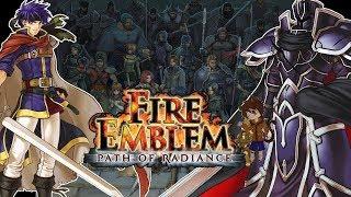 Live de JJ - Fire emblem Path Of Radiance #26 Soren est CHAUD!