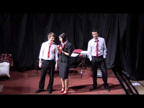 The Screwtape Letters — as performed by the Queens Players
