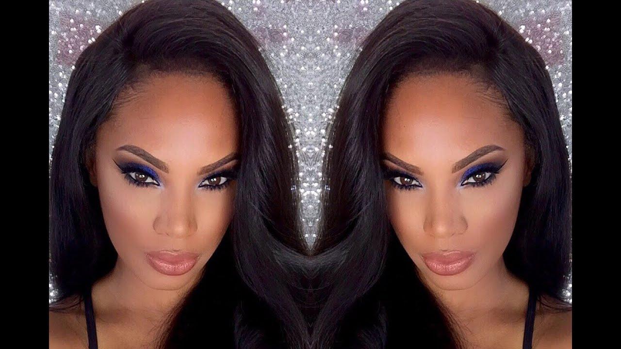 Forum on this topic: Bombshell Blue Smoky Eye Makeup Tutorial, bombshell-blue-smoky-eye-makeup-tutorial/