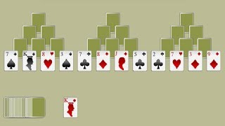 How To Play Tripeaks Solitaire