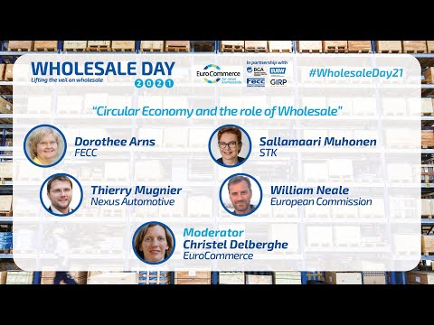 Panel discussion:Circular economy and the role of wholesale