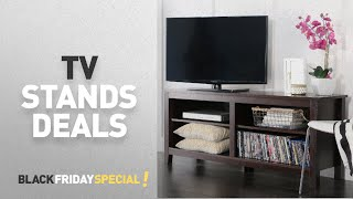 Black Friday Tv Stands By We Furniture // Amazon Black Friday Countdown