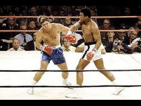Muhammad Ali Greatest Knockouts - Muhammad Ali vs Jerry Quarry II