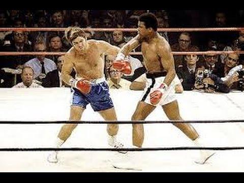 Muhammad Ali Greatest Knockouts - Muhammad Ali vs Jerry Quarry II