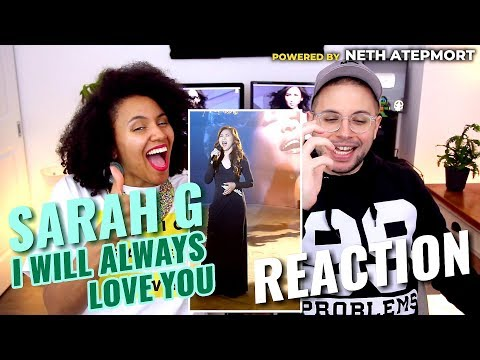 Sarah Geronimo - I Will Always Love You | Whitney Houston | REACTION