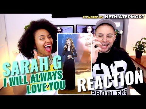 Sarah Geronimo - I Will Always Love You | Whitney Houston | REACTION