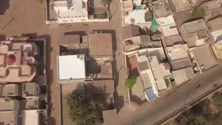 Limbdi city view by drone camera .. such a beautiful city