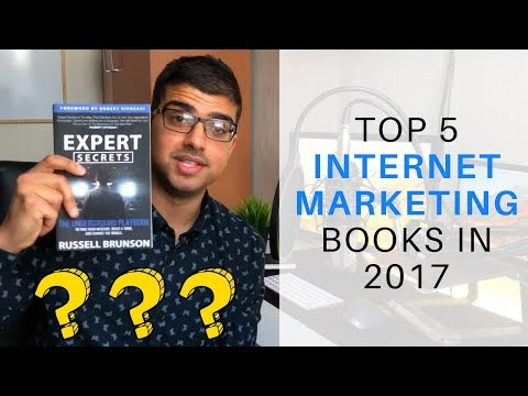 Top 5 Internet Marketing Books 2017