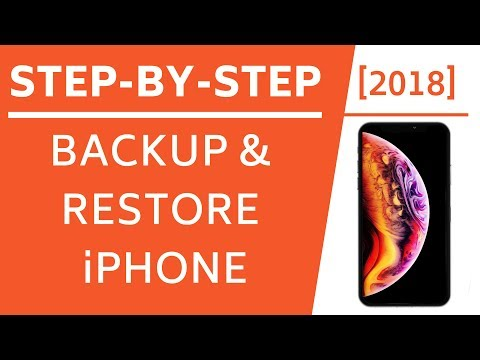 how-to-backup-old-iphone-&-restore-to-new-iphone!-[iphone-xs]